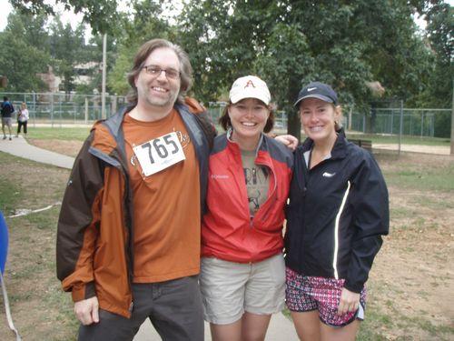 Jeff, Michelle, Sarah