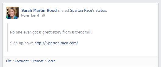Spartan Status
