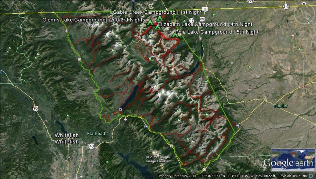 Glacier Overview