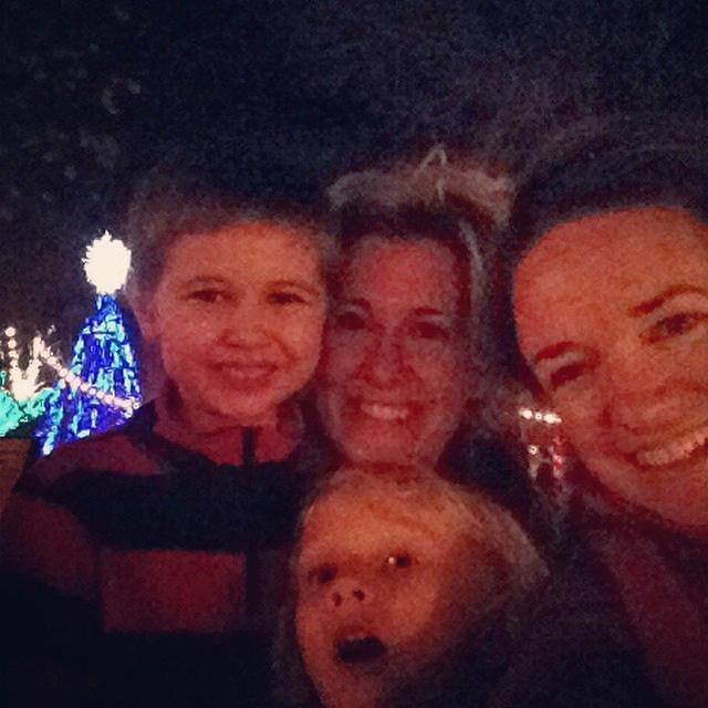 Colt, Scout, Sarah, Eileen   SDC 2014