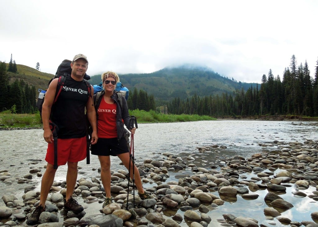 Keeping TIME on the banks of the Snake River