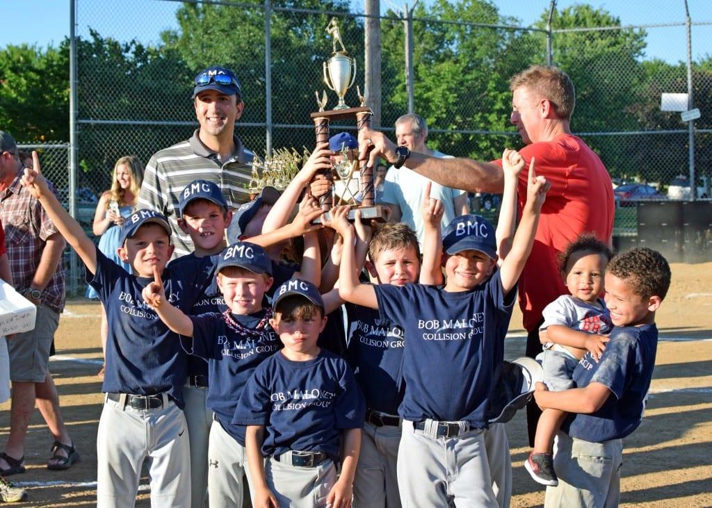 Little League Baseball Tournament