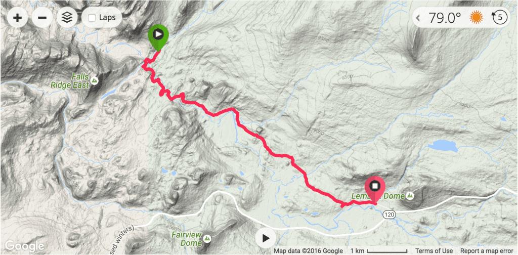 Day 5 | 5.85 miles