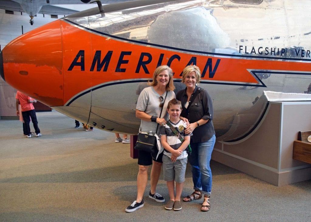 Aunt Lynn, Colt, Mommy