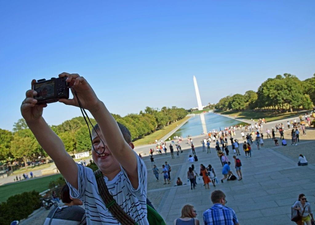 National Mall, Washington D.C. - September 2016