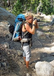 DSLR on the Pacific Crest Trail, July 2016